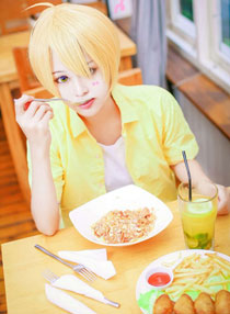 LOVE STAGE!!濑名泉水COSPLAY